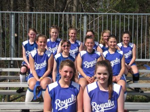 2009 Georgetown softball team