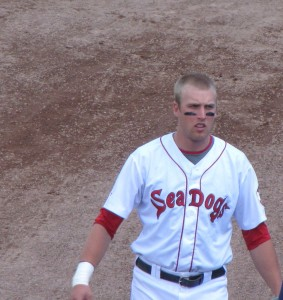 Boston Red Sox #1 prospect Lars Anderson