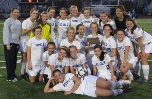 Georgetown trophy pose 11-15-09