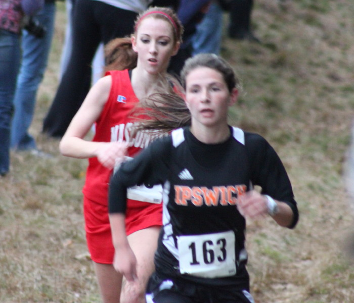 cape ann league cross country meet 2014