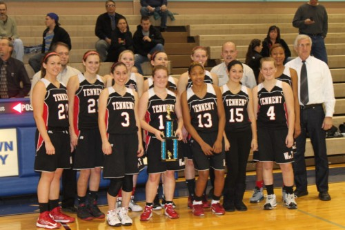William Tennent - Quakertown Christmas Tournament champs
