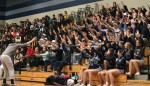 Triton student section
