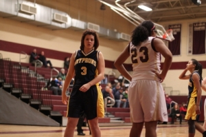 Taylor Sweeney (17 points)