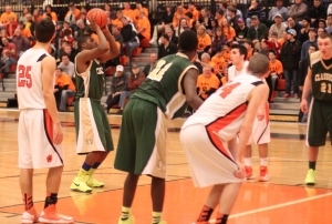 Jalen Brown (16 points) sank two free throws with eighteen seconds left