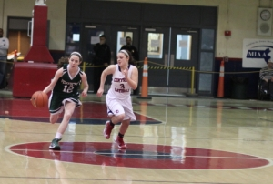 Kelsi McNamara (21 points) and Alex Nagri