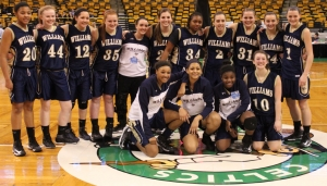 Archbishop Williams - state Division 3 finalists