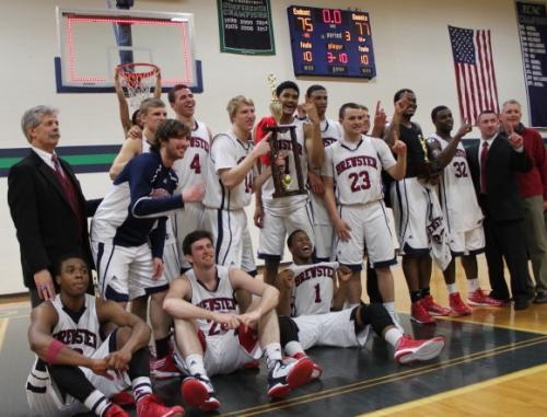 Brewster Academy - NEPSAC Class AAA 2012-13 champs