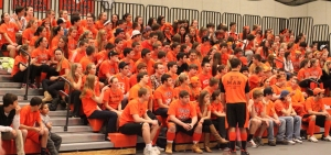 Ipswich student section