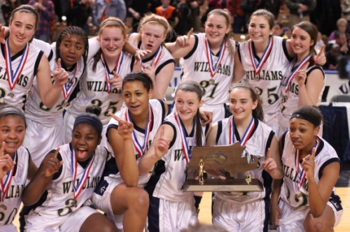 Archbishop Williams - 2012-13 Division 3 state champs