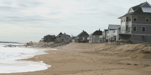 Plum Island beach houses