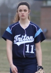 Triton pitcher Mara Spears