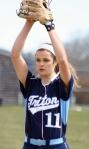 Triton pitcher Mara Spears