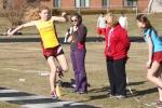 Becca Speak in the triple jump