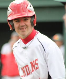 Tommy Connors drove in the winning run for Amesbury