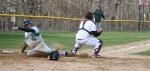 Max Nesbit slides home
