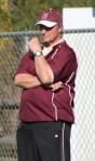 Newburyport coach Steve Malenfant