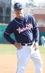 Fisher Cats manager Gary Allenson