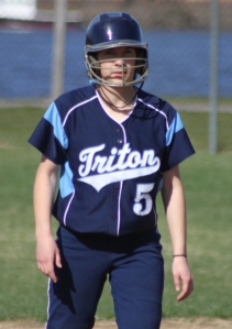 Kelsey Trudel had three RBI