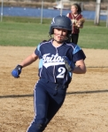 Freshman Rylee Culverwell had two hits and scored three runs