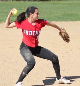 shortstop Amanda Schell