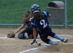 Rylee Culverwell injured on this play