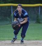 shortstop Kelsey Trudel