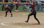 Pitcher Hannah Lorden