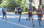 Lucas Parson (#3038 - 2nd) and Stephen Robertson (#1803 - 3rd)
