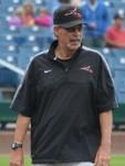Richmond manager Dave Machemer