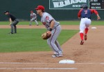 Garin Cecchini heads for second