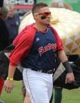 catcher Christian Vazquez