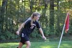 Katie Monahan corner kick