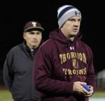 TA coach Chris Kohl