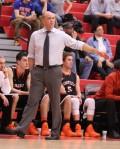Ridgefield coach Andy McClellan