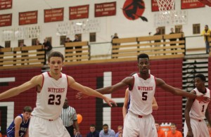 Bryan Martinez-Rodriguez (10 points) and David Kazadi (10 points)