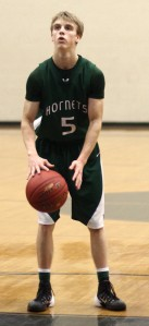 Petey Morton (17 points) had a basket and two free throws in the last three seconds.