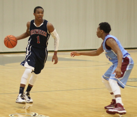 Brewster Academy Basketball 2015