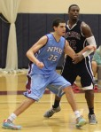 Aaron Falzon (19 points) and Jared Terrell (13 points)
