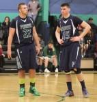 Kyle Lentini and Connor Reardon