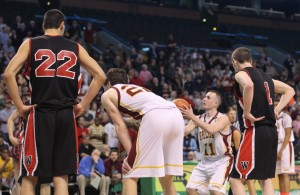 Cardinal Spellman ices the game with free throws