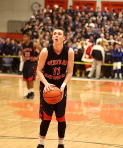 Tyler Nelson sank six free throws in overtime
