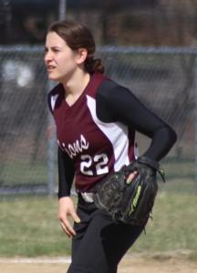 Abby Desrosiers (scholarship to Merrimack)
