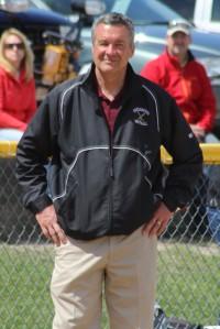 CHS coach Bruce Rich
