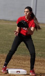 shortstop Maddie Napoli