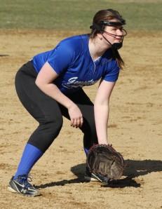 third baseman Hannah Jannell