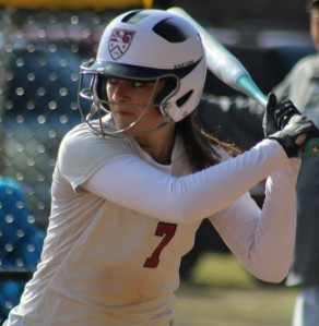 Cassie Hanlon (2 rbi, 2 hits, 2 runs)