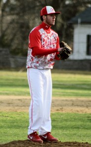 Will Twiss (six hitter with eight strikeouts)