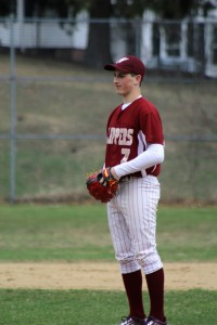 Scott Webster (seven strikeouts)
