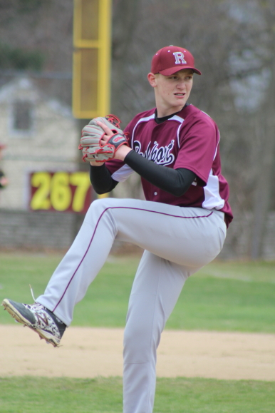 Danny Ryan pitched a complete game six hitter for the Vikings