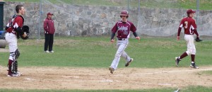 Freshman Matt Rich scored two Rockport runs